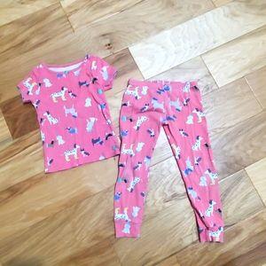 Carter's Dogs Pajama Set